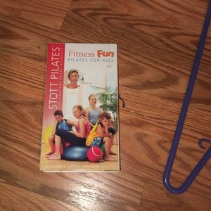 fitness fun Pilates for kids vhs